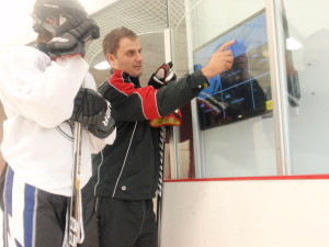 Emery Training Rinks video feedback
