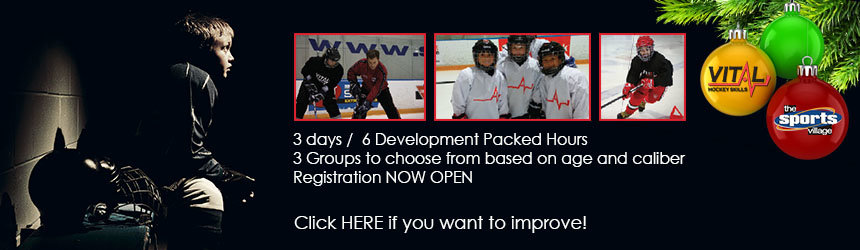 Christmas Hockey Camp Toronto