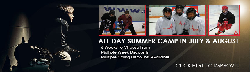 Toronto Hockey Camps in Vaughan, Ontario